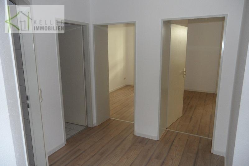 Flur, 2 Abstellräume, Schlafzimmer, Kinderzimmer